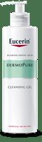 Search Eucerin Mild Cleansing Milk Dermopure Gel