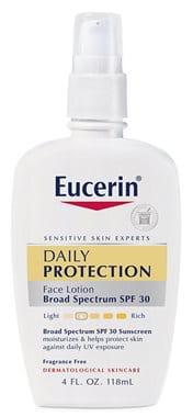 Eucerin 174 Daily Hydration Lotion With Spf 30 Eucerin 174 Sun