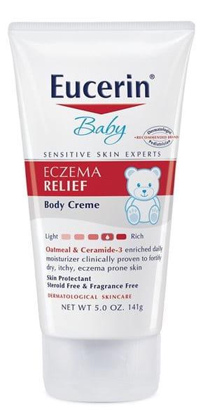 Baby Eczema Relief Body Cream. 1; 2
