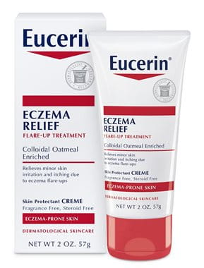 Eucerin 174 Eczema Relief Flare Up Therapy Creme Eucerin