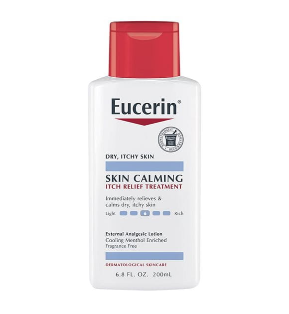 Skin Calming Itch-Relief Treatment | Eucerin® Skincare