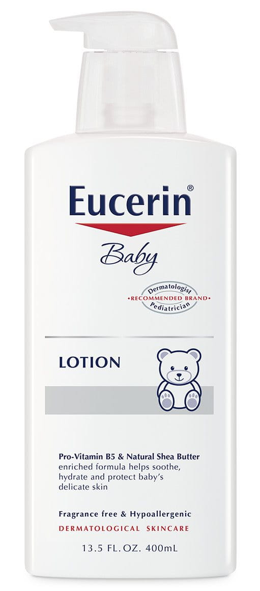 Baby Lotion Eucerin 174 Baby Skincare Pediatrician Recommended